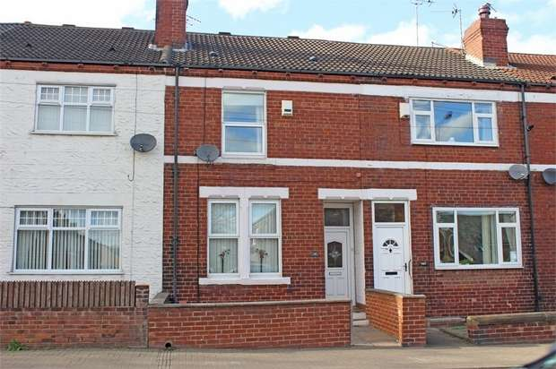 2 Bedrooms Terraced House for sale in Castleford Road, Normanton, West Yorkshire