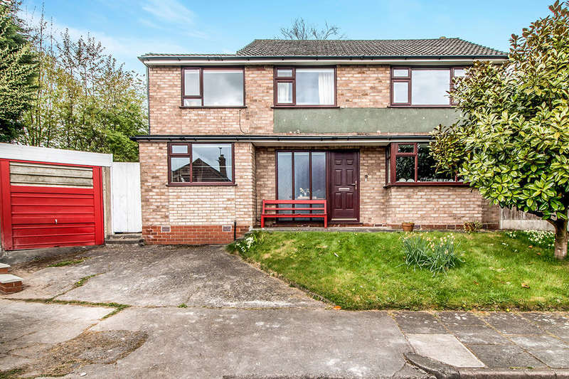 4 Bedrooms Detached House for sale in St. Austell Avenue, Astley,Tyldesley, Manchester, M29