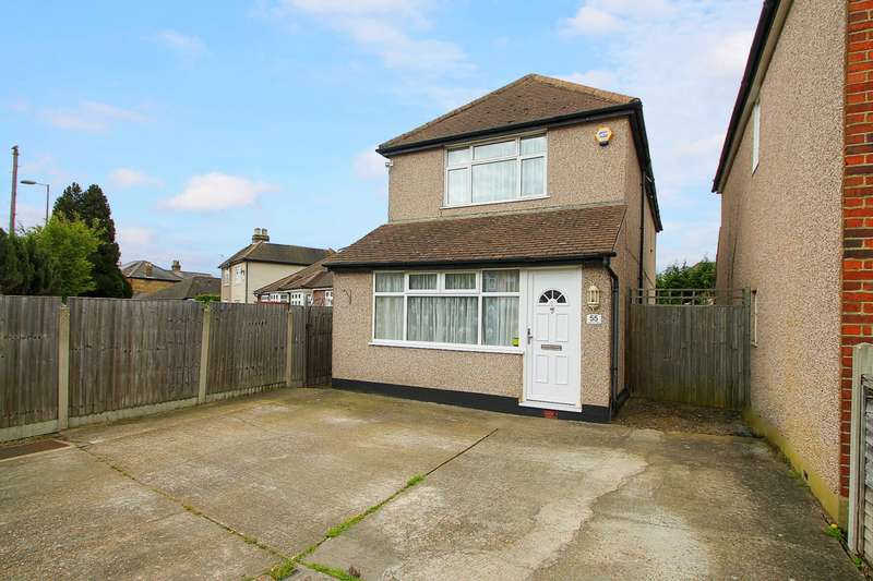 3 Bedrooms Detached House for sale in Chertsey Road, Ashford, TW15