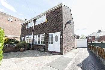 2 Bedrooms Semi Detached House for sale in Prior Street, Oldham, OL8