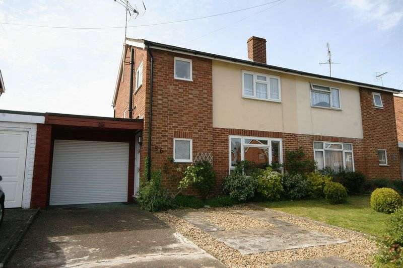 3 Bedrooms Semi Detached House for sale in York Road, Ash