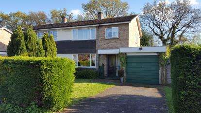 3 Bedrooms Semi Detached House for sale in Bartley, Southampton, Hampshire