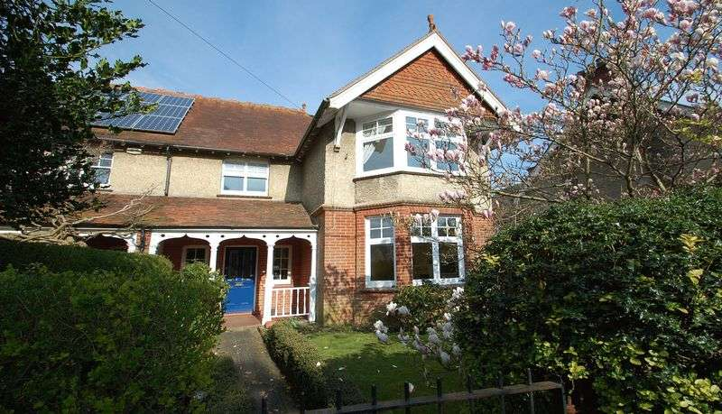 4 Bedrooms Semi Detached House for sale in Station Road, LISS, Hampshire