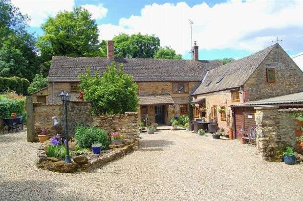 4 Bedrooms Cottage House for sale in Main Street, Dodford, Northamptonshire NN7 4SX