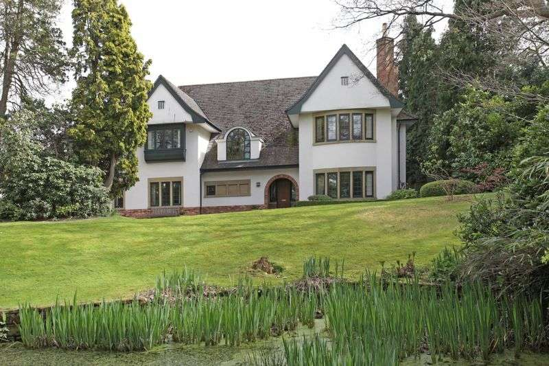 6 Bedrooms Detached House for sale in York Drive, Bowdon