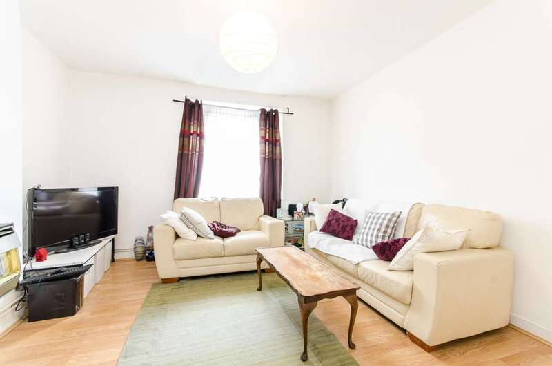 2 Bedrooms Flat for sale in Washbrook House, Brixton, SW2