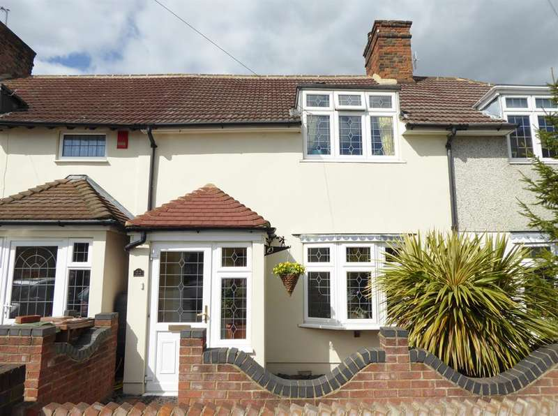 3 Bedrooms Terraced House for sale in East Holme, Northumberland Heath, Kent, DA8 3NR