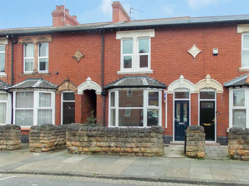 3 Bedrooms Property for sale in Wellington Street, Long Eaton