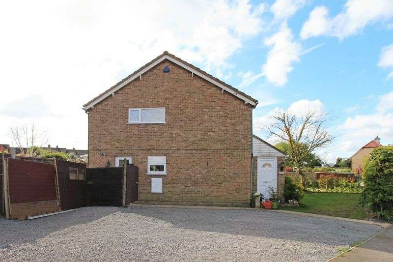 3 Bedrooms Terraced House for sale in Weston Ville, Stamford