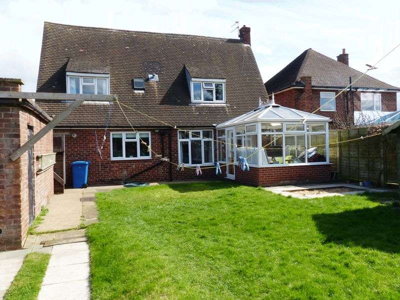 4 Bedrooms Detached House for sale in Greetwell Lane, Nettleham