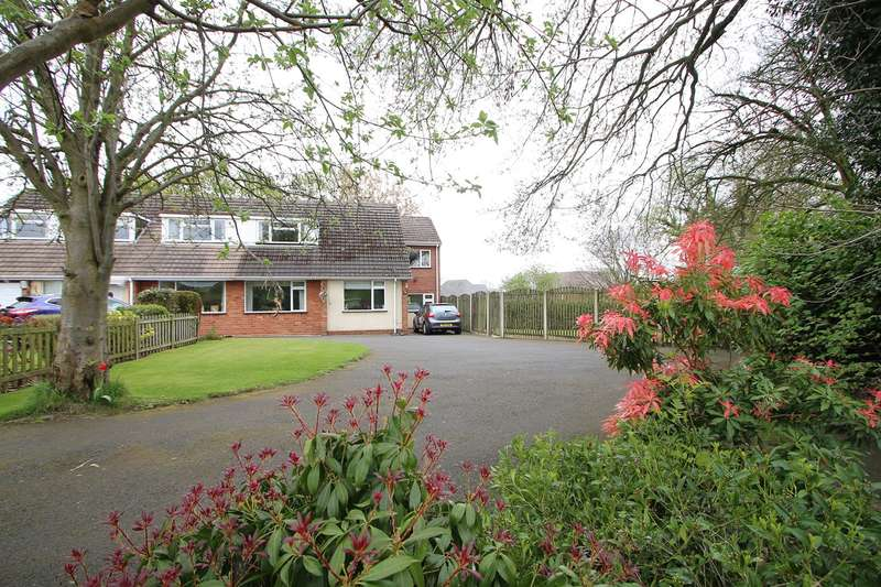 3 Bedrooms Semi Detached House for sale in Sweetpool Lane, Hagley, Stourbridge, DY9