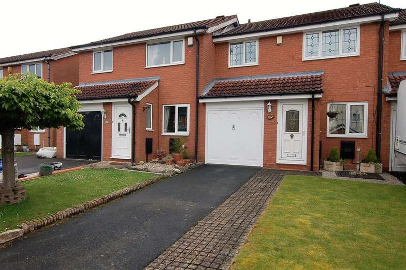 3 Bedrooms Terraced House for sale in Foxdale Drive, Brierley Hill, DY5 3GY