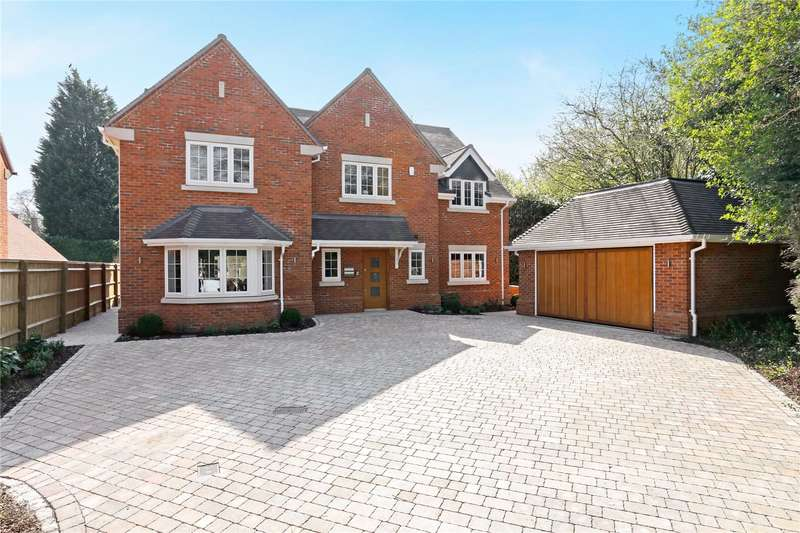 5 Bedrooms Detached House for sale in Green Lane Close, Chesham Bois, Amersham, Buckinghamshire, HP6