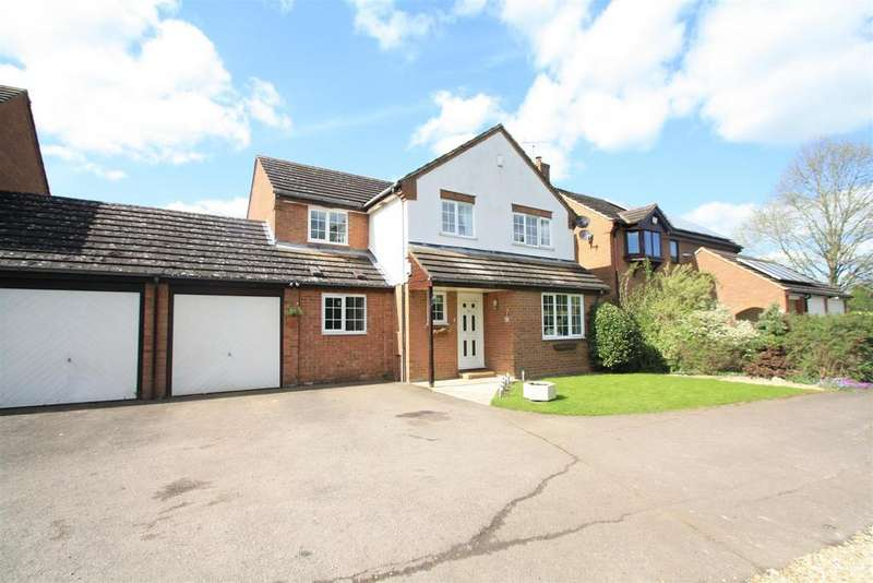 5 Bedrooms Detached House for sale in Trafalgar Avenue, Bletchley