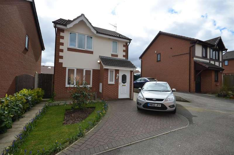 3 Bedrooms Detached House for sale in Flintshire Gardens, St. Helens