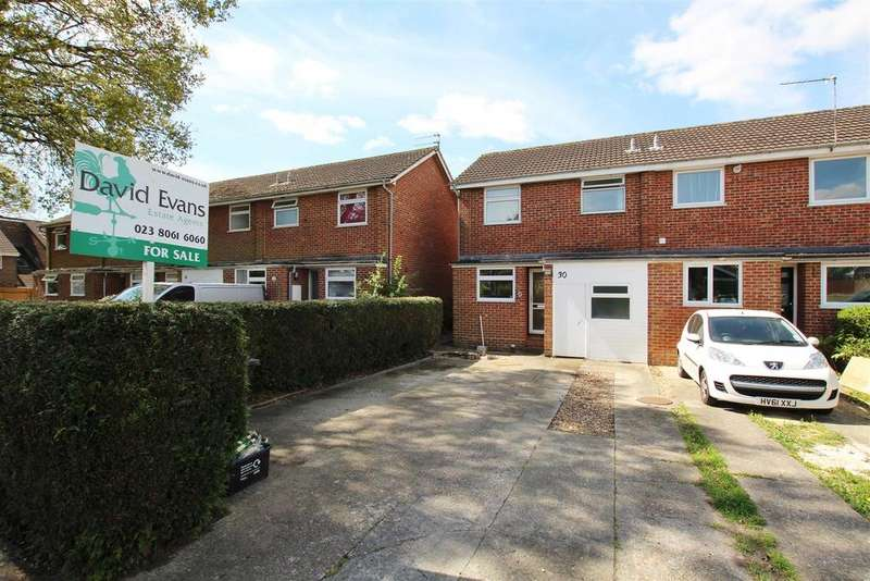 2 Bedrooms End Of Terrace House for sale in Itchen Avenue, Bishopstoke, Eastleigh
