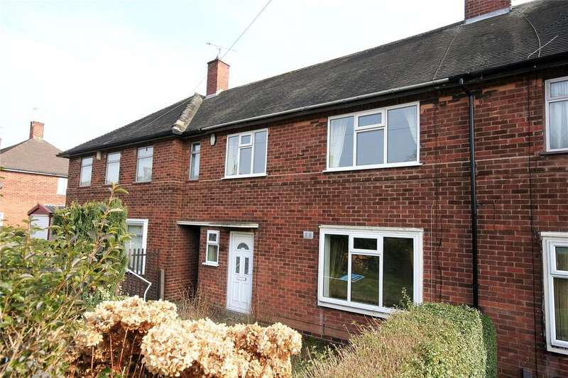 3 Bedrooms Terraced House for sale in Trowell Avenue, Nottingham, Nottinghamshire, NG8