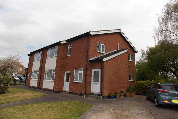 2 Bedrooms Flat for sale in Greythorn Drive, West Bridgford, Nottingham, NG2