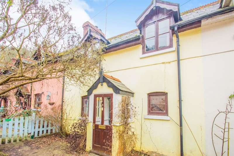 3 Bedrooms Unique Property for sale in Brewery Terrace, Upper Redbrook, Monmouth