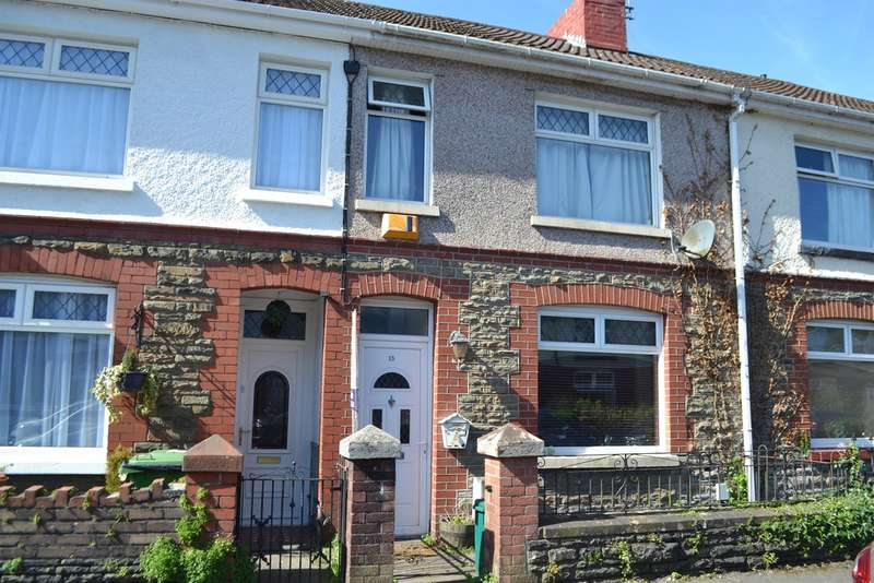3 Bedrooms Terraced House for sale in King Street, Taffs Well, Cardiff