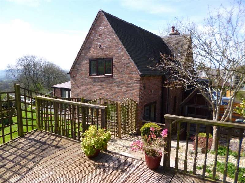 3 Bedrooms Detached House for sale in Bedlam, Clee Hill, Ludlow, Shropshire