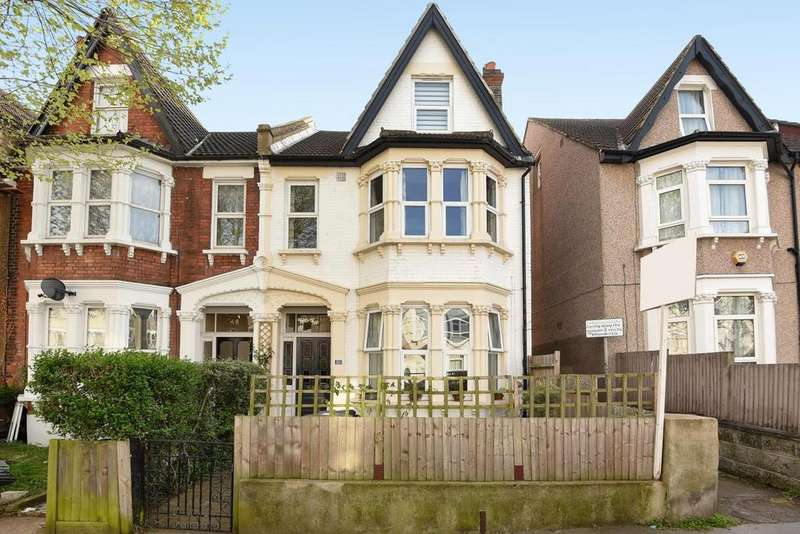 2 Bedrooms Flat for sale in Whitworth Road, South Norwood, SE25