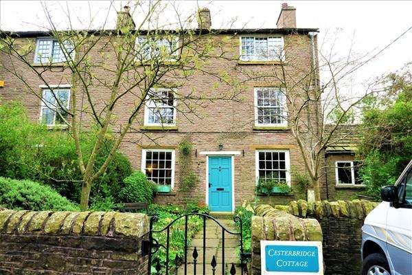 4 Bedrooms End Of Terrace House for sale in Cesterbridge Cottage, Kerridge End, Rainow, Macclesfield