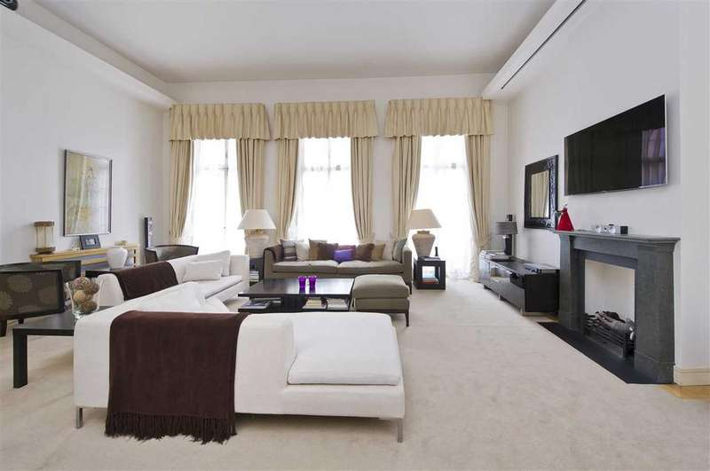 5 Bedrooms Apartment Flat for sale in Princes Gate, Hyde Park SW7