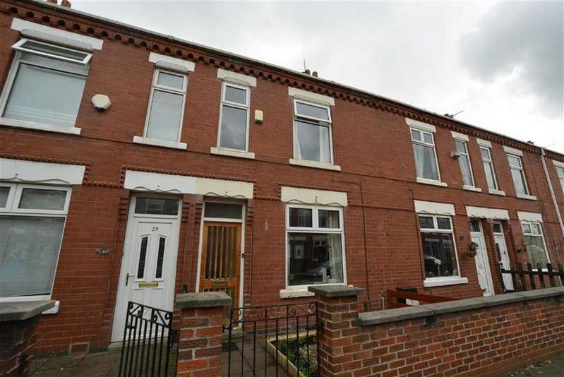 3 Bedrooms Terraced House for sale in Nansen Street, STRETFORD