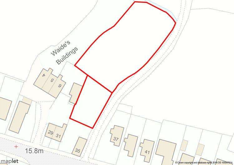 Land Commercial for sale in Land To The Rear, 35 Lower Mickletown, Methley, Leeds