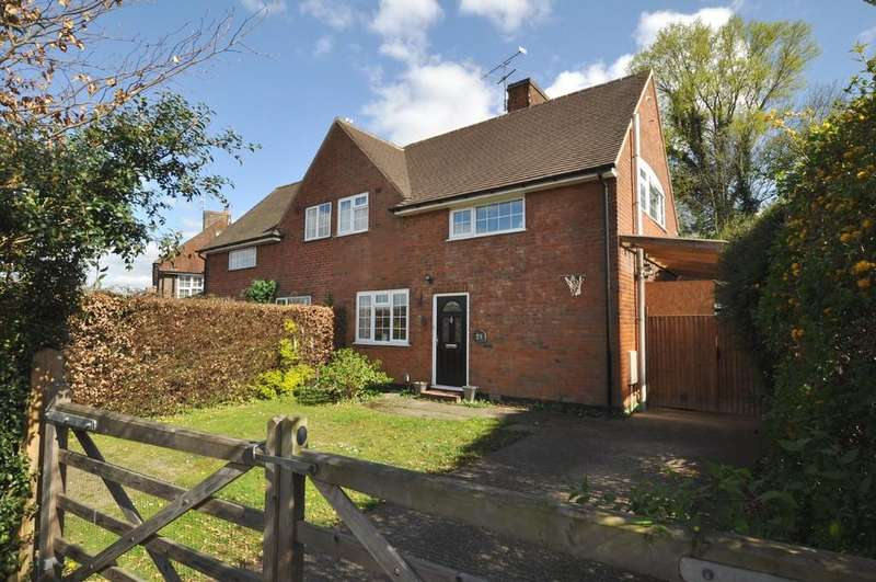 3 Bedrooms Semi Detached House for sale in Bannisters Rd, Onslow Village