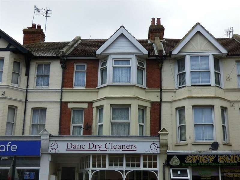 4 Bedrooms Apartment Flat for sale in Sackville Road, Bexhill on Sea, TN39