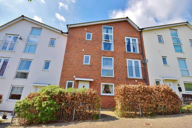 3 Bedrooms Town House for sale in Merton Rise, Basingstoke, RG24