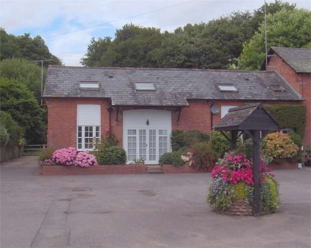 3 Bedrooms Cottage House for sale in BUDLEIGH SALTERTON, Devon