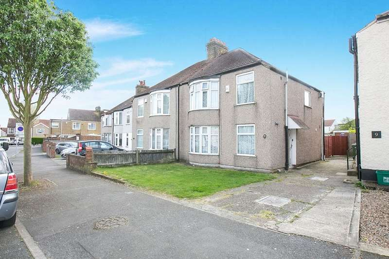 3 Bedrooms Semi Detached House for sale in Exeter Road, Welling, DA16