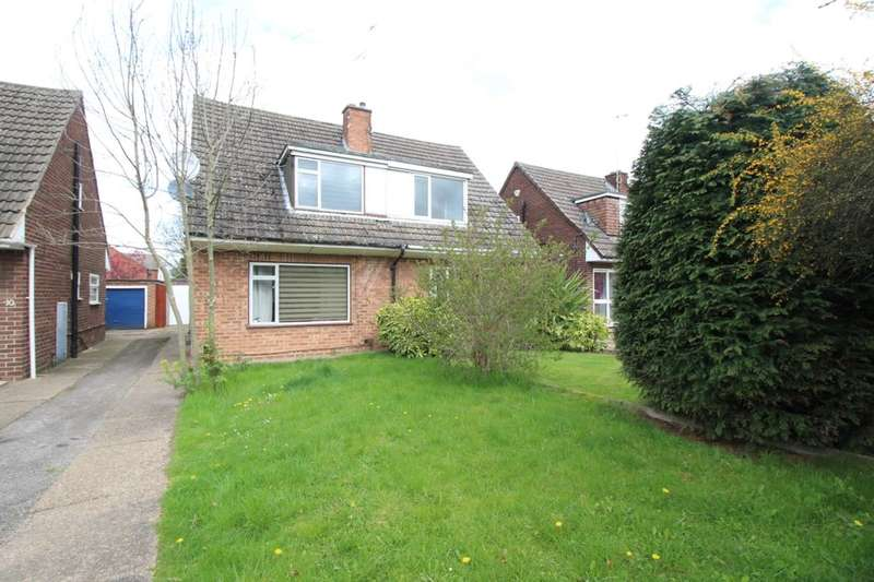 3 Bedrooms Semi Detached House for sale in Fieldway, Nottingham, NG11