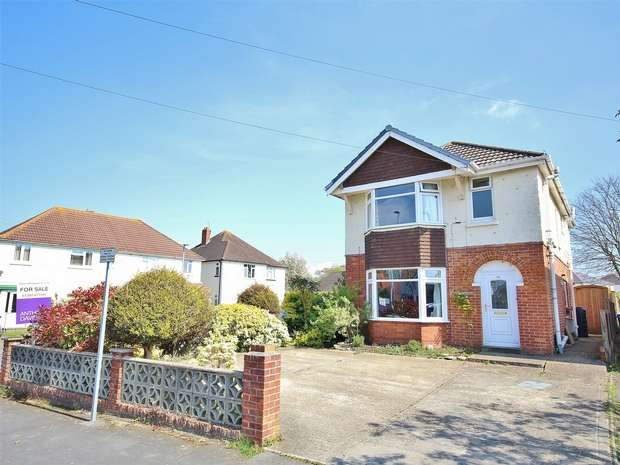 4 Bedrooms Detached House for sale in Stanley Green Road, Oakdale, POOLE, Dorset