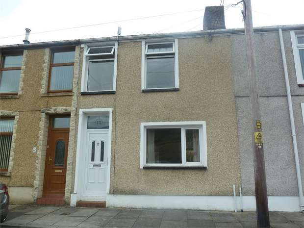 3 Bedrooms Terraced House for sale in Station Terrace, Bryn, Port talbot, West Glamorgan