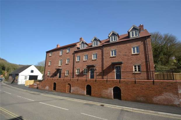 3 Bedrooms Town House for sale in Dale End, Coalbrookdale, Shropshire