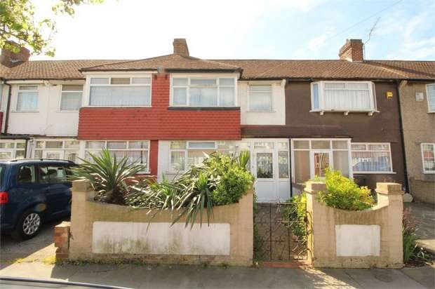 2 Bedrooms Terraced House for sale in Rochford Way, Croydon, Surrey