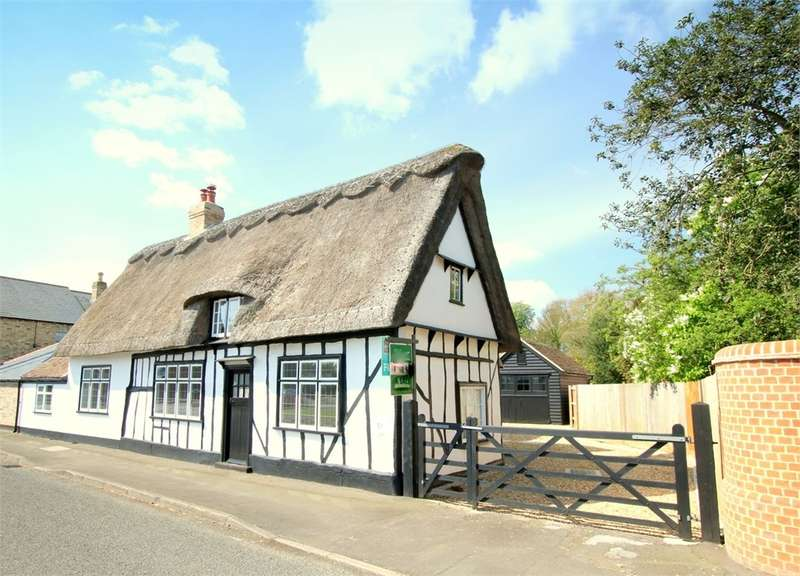 4 Bedrooms Cottage House for sale in Buckden, ST NEOTS