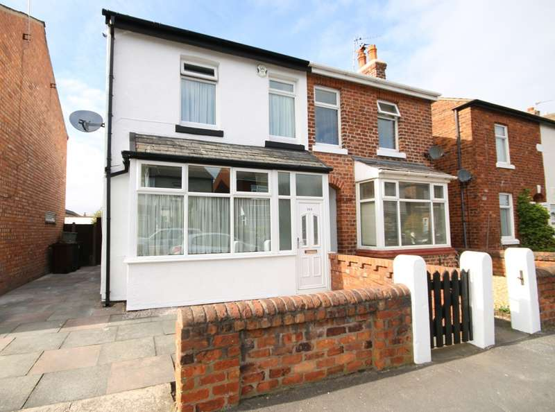 2 Bedrooms Semi Detached House for sale in Linaker Street, Southport