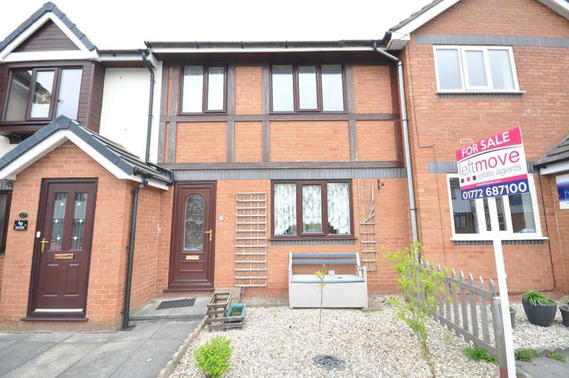 3 Bedrooms Mews House for sale in The Conifers, Kirkham, Preston, Lancashire, PR4 2RY