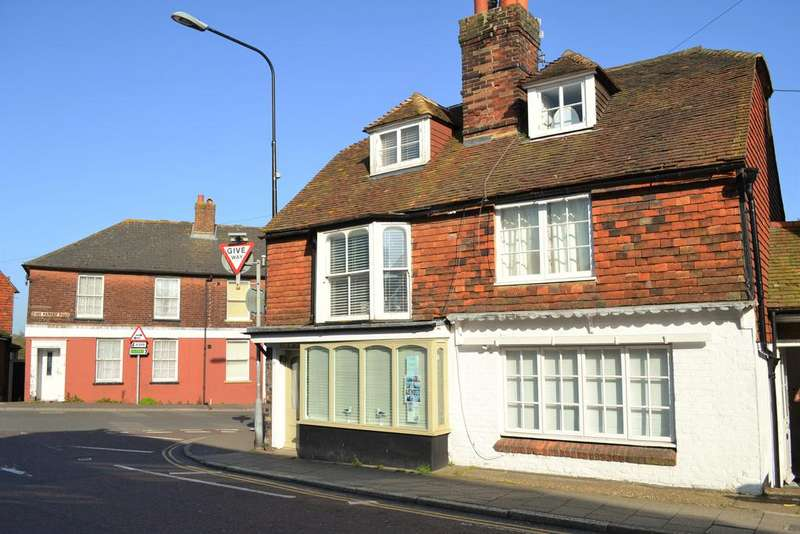 2 Bedrooms Semi Detached House for sale in Rye TN31