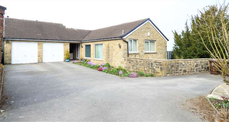 4 Bedrooms Detached House for sale in Shann Lane, Keighley, BD20 6NA