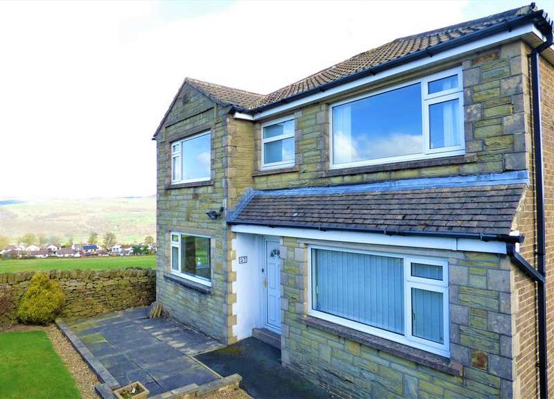 4 Bedrooms Detached House for sale in Shann Lane, Keighley, BD20 6DY
