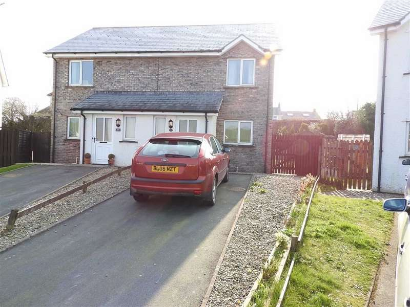 2 Bedrooms Property for sale in Dol Helyg, Penrhyncoch, Aberystwyth