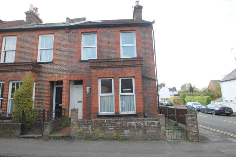 4 Bedrooms Semi Detached House for sale in Old Town, Hemel Hempstead