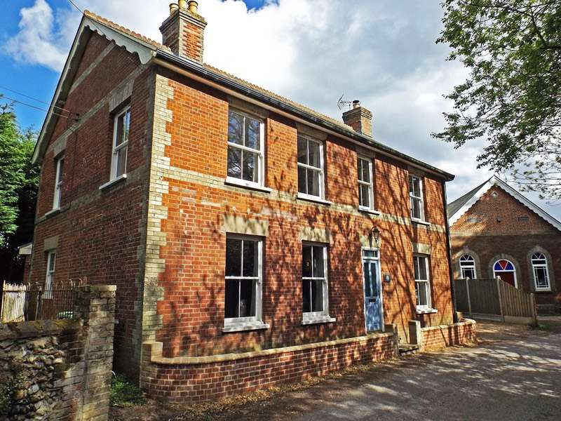 4 Bedrooms Detached House for sale in Church Lane, Sparham, Norwich, Norfolk, NR9