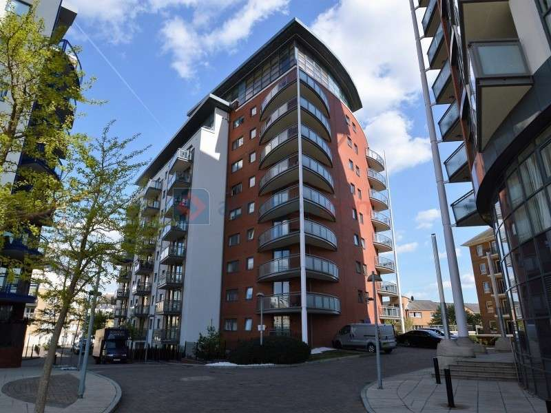 2 Bedrooms Flat for sale in Crews Street, Isle of Dogs E14